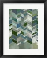 Ocean Elements I Framed Print