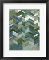 Ocean Elements II Framed Print