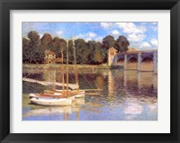 Framed Bridge at Argenteuil