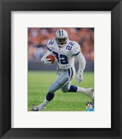 Framed Emmitt Smith 1998 Action