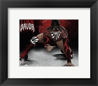 Framed Finn Balor 2016 Posed