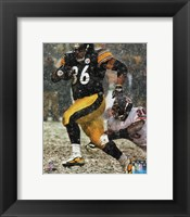 Framed Jerome Bettis 2005 Action