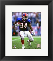 Framed Thurman Thomas 1997 Action