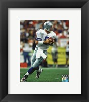 Framed Troy Aikman 1996 Action