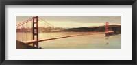 Framed Golden Gate