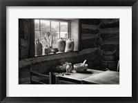 Framed Poineer Kitchen