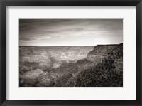 Framed Canyon Morning