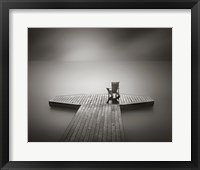 Framed Lake Simcoe Dreamscape