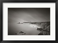 Framed Pigeon Point Lighthouse