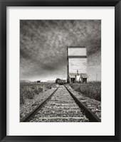 Framed End of the Line