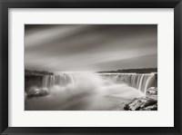 Framed Horseshoe Falls I