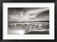 Framed Horseshoe Falls II