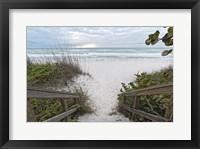 Framed Let's Hit the Waves!