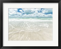 Framed Sky, Surf, and Sand