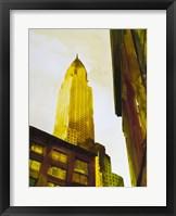 Skyscraper 3 Framed Print