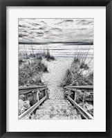 Framed Follow the Steps