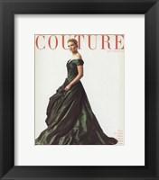 Framed Couture December 1959