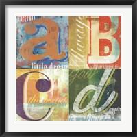 Framed ABCD