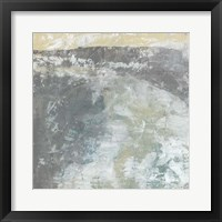 Pensive Neutrals I Framed Print