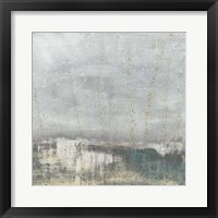 Pensive Neutrals IV Framed Print
