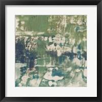 Obscured Horizon  I Framed Print