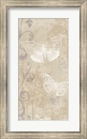 Framed Butterfly Forest I