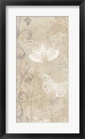 Butterfly Forest I Framed Print
