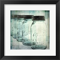 Canning Season VI Framed Print