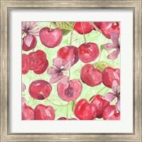 Framed Cherry Medley II