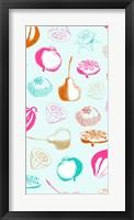 Framed Fruit Juice II