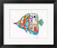 Passion Fish II Framed Print