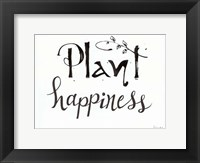 Framed Plant Happiness
