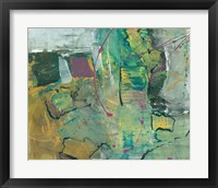 Diversion - Left Framed Print