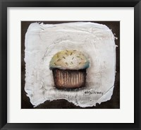 Fresco Cupcakes with Sprinkles Framed Print