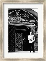 Framed Casablanca