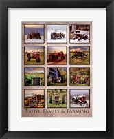 Framed Faith, Family, & Farming