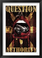 Framed Question Authority