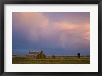 Framed Stormy Barn 03