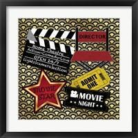 Framed Movie Night II