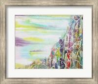 Framed Chimborazo