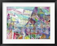 Framed Illimani