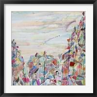 Framed Mount Francais