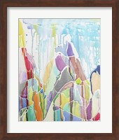 Framed Mt. Whitney's Elbert