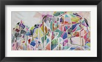 Framed Yushan
