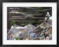 Framed Mount Marcus Baker