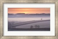 Framed Snow Plains