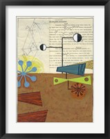 Dangler 1 Framed Print
