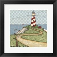 Lighthouse 1 Framed Print