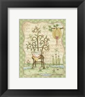 Garden 1 Framed Print
