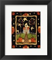 Autumn's Eve Framed Print